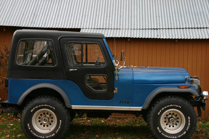 Picture Request Cj5s With Acme Hardtop Page 2